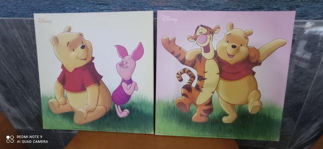 Quadros Winnie the Pooh