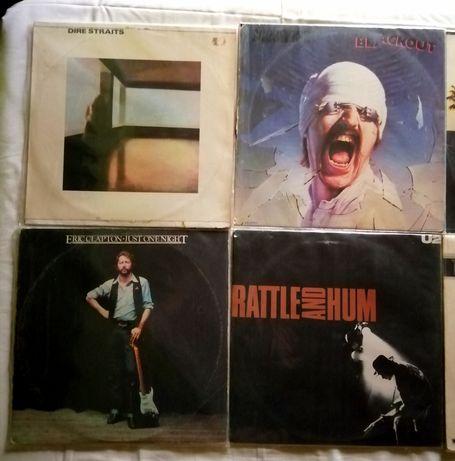 Disco Vinil LP's - The Beatles, Eagles, Scorpions, Dire Straits, etc