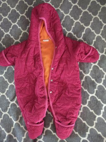 Ubranka dla dziewczynki 0-3ms