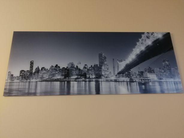 Obraz szklany GLASSPIK MOST 125 x 50 cm