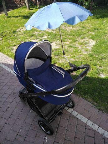 Wózek x-lander 3w1 fotelik z bazą isofox +wysyłka gratis