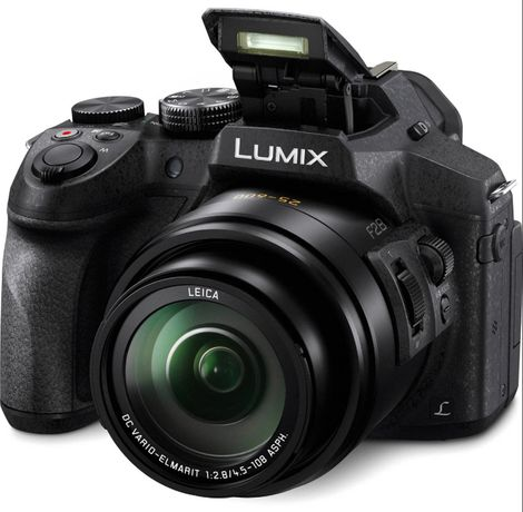 фотоаппарат Panasonic Lumix DMC-FZ300 4K видео