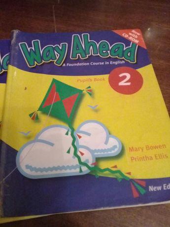 Way Ahead 2, pupil's book.