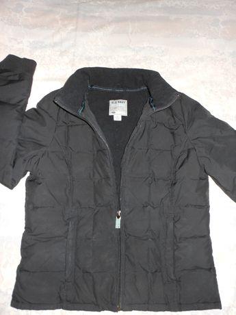 Демисезонная куртка на пуху OLD NAVY/парка/пальто/деми куртка/S/XS