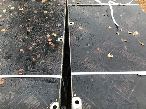 Szalunek używany 113 m2 ścienne szalunki fundamentowe lekkie