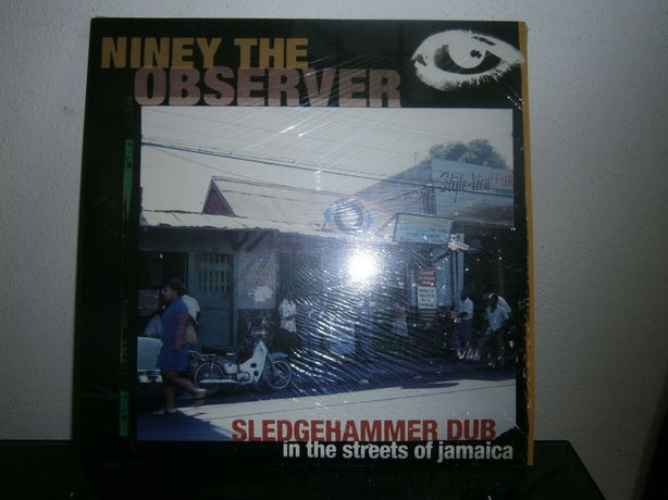 Niney The Observer – Sledgehammer Dub In The Streets Of Jamaica