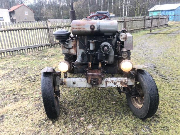 Traktor Leśny Sam Es 320 s18