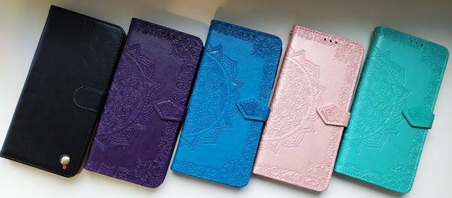 чехол кошелек Xiaomi Poco M3 X3 redmi note 9c 9a 9 6a 5a 3s 4x 7 8 pr