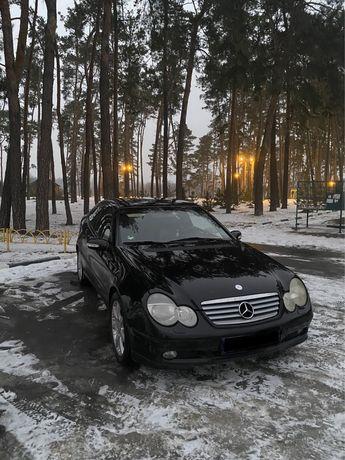 Mercedes-Benz c203 kompressor
