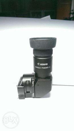 Wizjer kątowy Angle Finder C do lustrzanek Canon /oryginalny jak NOWY!