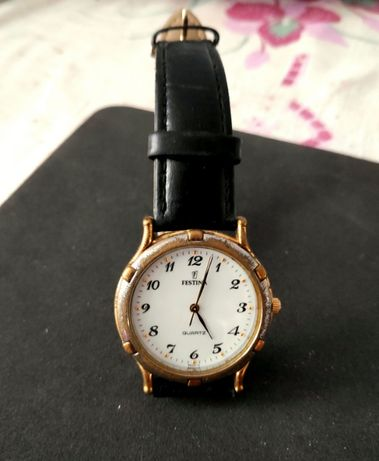 Мужские часы / Чоловічий годинник Festina 8600 (Швейцарія) QUARTZ