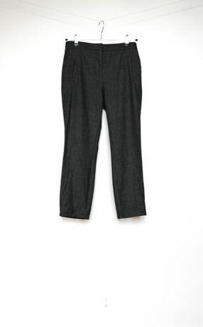 Zara szare spodnie joggery 36 S