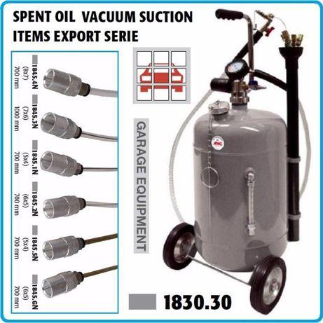 Aspirador de óleo 30Lts APAC