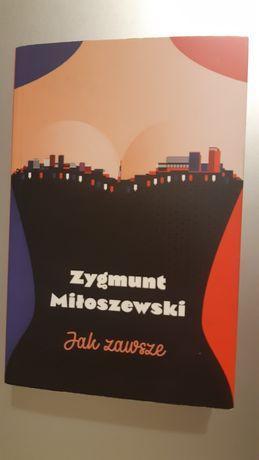 Jak zawsze Zygmunt Miłoszewski