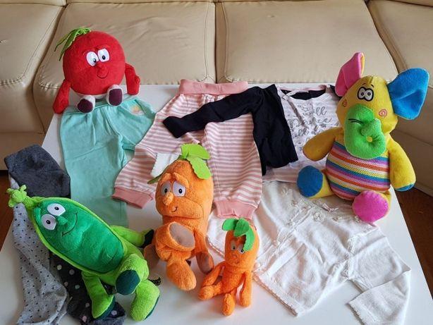 Zabawki , ciuszki dziewczęce