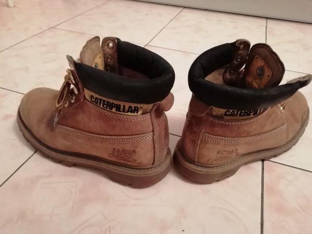 ботинки зимние осенне-весенние кожаные полиуретан цена снижена