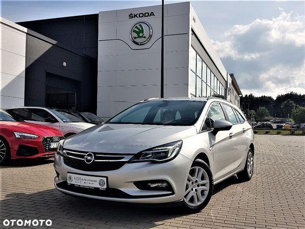 Opel Astra 1.6 Ctdi, 115 Km, Aso, Ekonomiczne, Miejskie