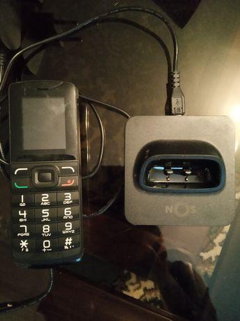 Telefone sem fio residencial rede NOS