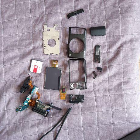 Części do aparatu sony hx20v