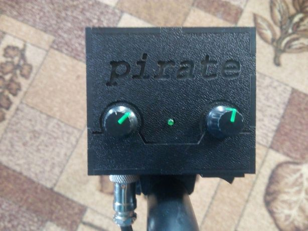 Металошукач Pirat TL