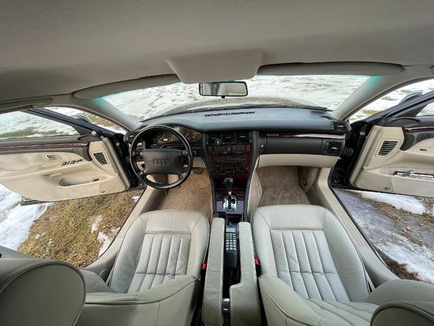Audi A8 D2 4.2 Benzyna 1995r