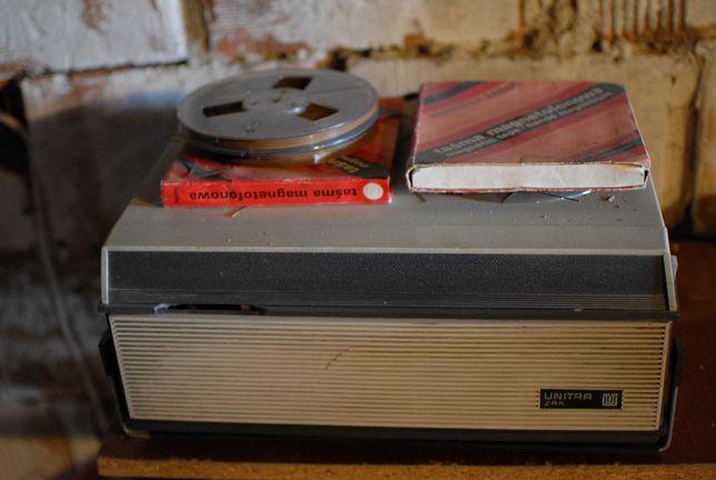 Magnetofon szpulowy Unitra ZK 140 TM