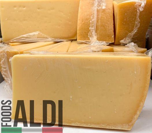 Пармезан Formaggio Stagionato 15 мес 1'КГ, Италия