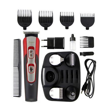 Триммер для бороды носа 10в1 машинка для стрижки волос электробритва