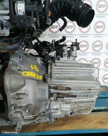 Caixa de velocidades Kia Carens de 2008 2.0 CRDI DE 140 CV.