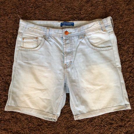 Spodenki szorty jeans marki CROPP roz. L/XL