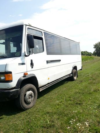 MERCEDES-BENZ 709 D. Автобус,дизель ,пасажир.