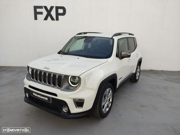 Jeep Renegade 1.3 T Limited DCT