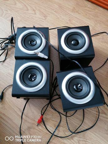 Głośniki. 4 sztuki