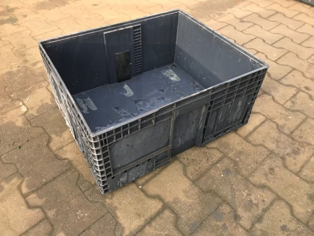 Skrzynki plastikowe pojemniki skrzynka 600x500x280
