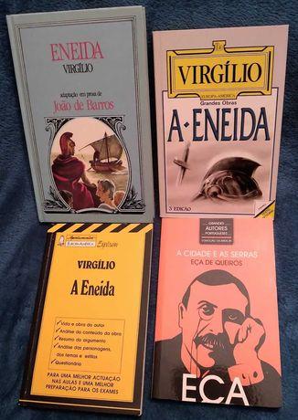 (10º 11º 12º ano) A Eneida de Virgílio + A cidade e as serras