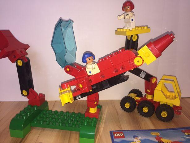 Lego Duplo Toolo 2945 klocki do skręcania śrubokręt unikat