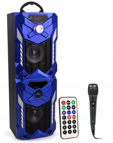 Głośnik Bluetooth Boombox Karaoke RX-515 + mikrofon