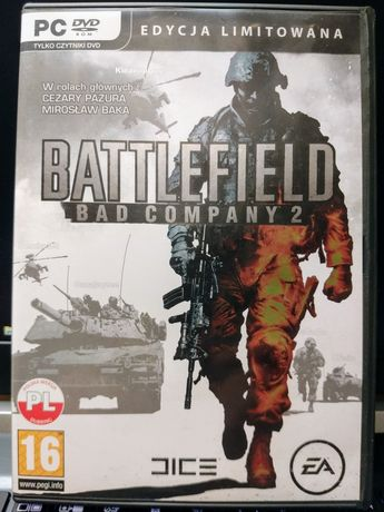 Battlefirld - Bad Company 2.
