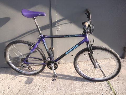 """Rower Górski, koła 26""""cali MTB, Przełajowy - MERIDA Dura - CARBON 970"""