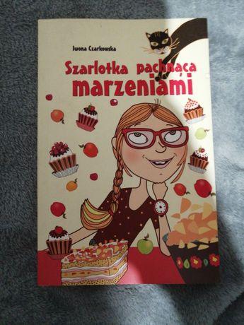 Książka Szarlotka pachnąca marzeniami Iwona Czarkowska