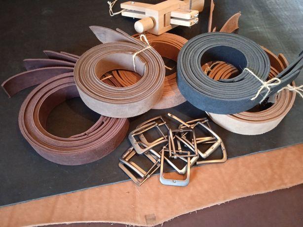 Кожаные ременные заготовки пряжки заготовка для ремня от производителя
