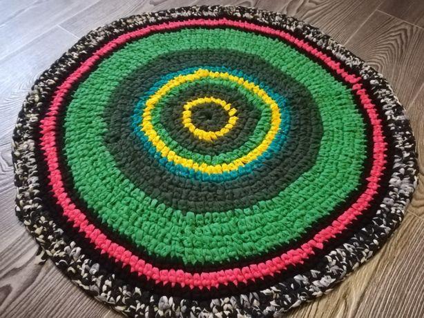 Новый круглый коврик для ванны,кухни, комнаты, прихожей, детской комна