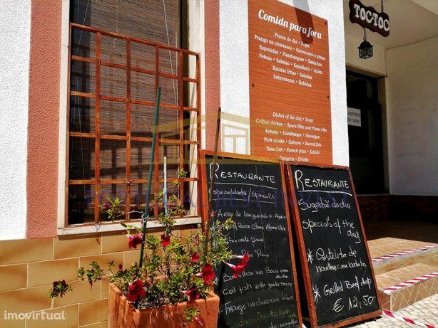 Restaurante com serviço de Take Away e alvará de 'Casa de...