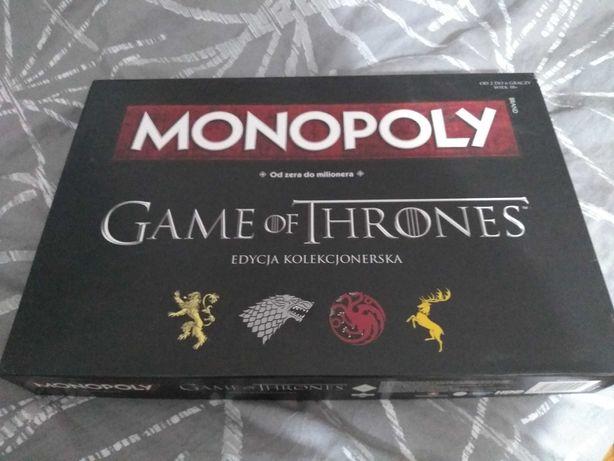 Monopoly Gra o Tron, GoT, monopoly, eurobiznes