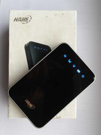Przenośny Router Modem WiFi 3G na kartę SIM