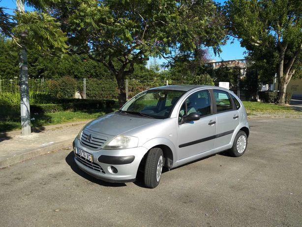 Citroën C3 1.1  (pouca quilometragem)