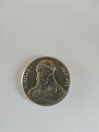 Moneta 50zł 1979r. Mieszko I