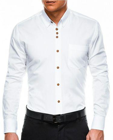 Koszula męska wizytowa rozm od S do XL