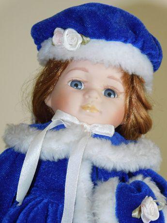 Porcelanowa lalka kolekcjonerska ARTMARK
