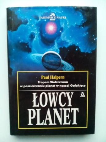 Łowcy planet - Paul Halpern